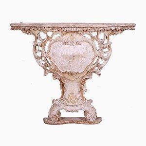 Venetian Console Table, 1780s