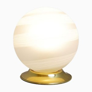 Globe Table Lamp by Toni Zuccheri, 1970s
