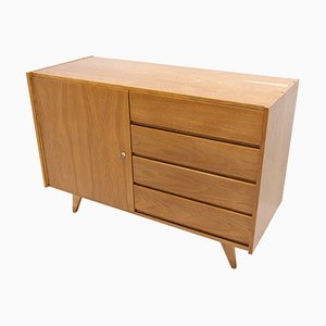 Mid-Century No. U-458 Chest of Drawers by Jiri Jiroutek, Czechoslovakia, 1960s