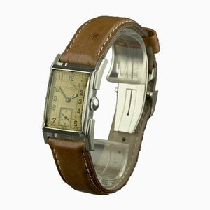 Uniplan Watch from Jaeger Le Coultre, Switzerland, 1940s