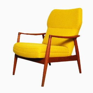 Tove Easy Chair by Madsen & Schubell for Bovenkamp