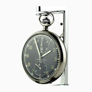 Chronograph Pocket Watch from Alpina, 1930s