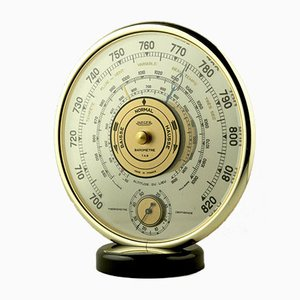 Barometer Thermometer from Jaeger, France, 1950s