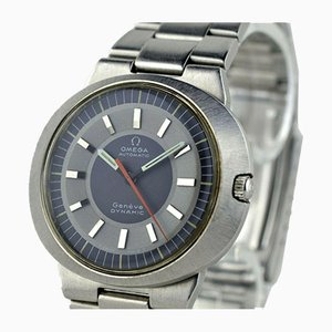 Stainless Steel Dynamic Automatic Watch from Omega, Switzerland, 1960s