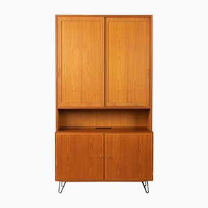 Teak Veneer Chest of Drawers by Poul Hundevad for Hundevad & Co., 1960s