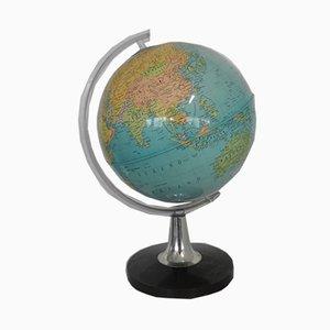 Italienischer Plastik Globus von Edizioni Rico Firenze, 1970er