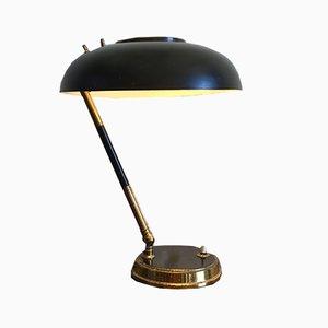 Lampe de Bureau par Oscar Torlasco pour Stilux Milano, 1950s