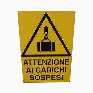 Industrial Italian Sign, 1990s