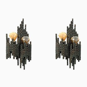 Sconces by Marcello Fantoni, 1960s, Set of 2