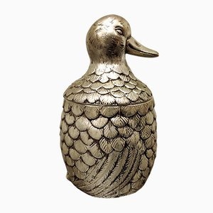 Vintage Duck Ice Bucket by Mauro Manetti, 1960s