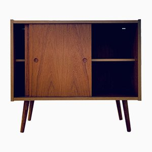 Mid-Century Danish PS Furniture Teak Sideboard Preben Sørensen for Randers Møbelfabrik, 1960s