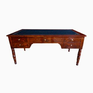 Large Antique XIX Desk