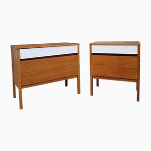 Mid-Century Chest of Drawers by Richard Young for G-Plan, Set of 2