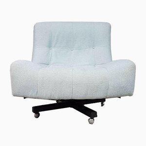 Mid-Century Danish Swivel Chair, 1970s