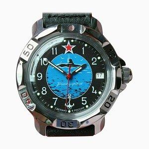 Russian Military Wristwatch by Vostok Komandirsky, 1970s