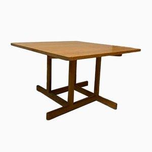 Table Basse Mid-Century par Børge Mogensen pour Fredericia, Danemark, 1960s