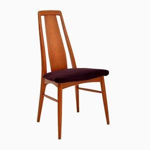 Danish Teak Dining Chairs by Niels Koefoed, 1960s, Set of 8