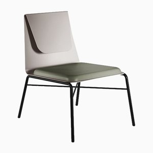Fold Lounge Chair by Artefatto Design Studio for Secolo