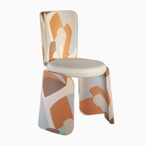 Corner Chair by Artefatto Design Studio for Secolo