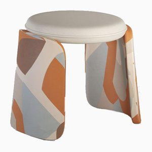 Henge Pouf by Artefatto Design Studio for Secolo