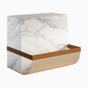 Ambrogio Side Table by Artefatto Design Studio for Secolo