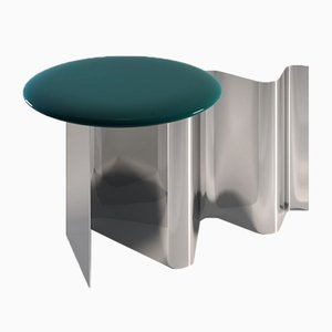 Sketch Side Table by Artefatto Design Studio for Secolo