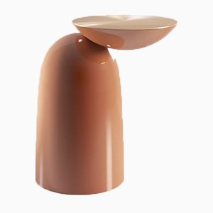 Pingu Side Table by Artefatto Design Studio for Secolo