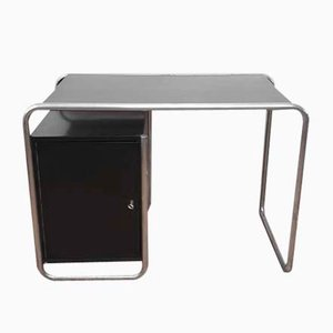 Bauhaus German Desk by Marcel Breuer for Thonet, 1930s