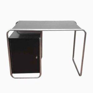 Deutscher Bauhaus Schreibtisch von Marcel Breuer für Thonet, 1930er