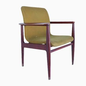 Mid-Century Italian Lounge Chairs from Castelli / Anonima Castelli, Set of 6