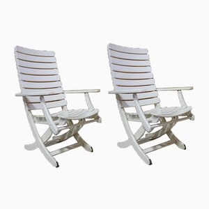 Folding Chairs from Herlag, 1970s, Set of 2