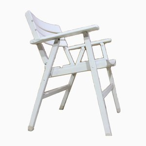 Vintage Folding Chairs from Herlag, Set of 3