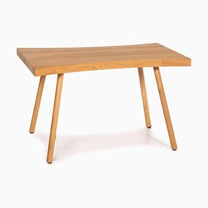 Brown Wood Coffee Table from Brühl & Sippold