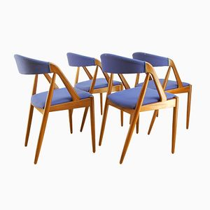 N°31 Dining Chairs by Kai Kristiansen, Set of 4