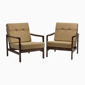 B-7522 Armchairs, 1960s, Set of 2