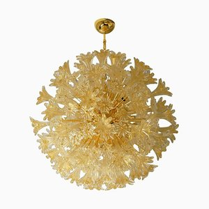 Italian Espirit Chandelier by Venini, 1960s