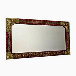 Mid-Century Neoclassical Style Italian Mirror