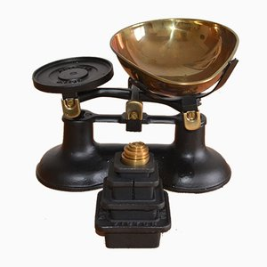 Antique Victor Scale by Robert Welch