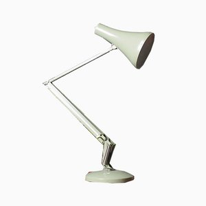 Industrielle Emaillierte Anglepoise Lampe im Industriellen Stil, 1970er