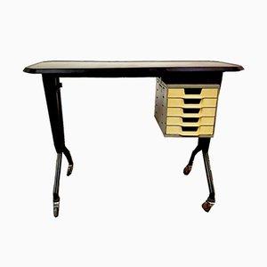 Olivetti Schreibmaschinentisch von Architetti Artigiani Anonimi, 1950er