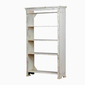 Wooden Shelf Cabinet, 1920s