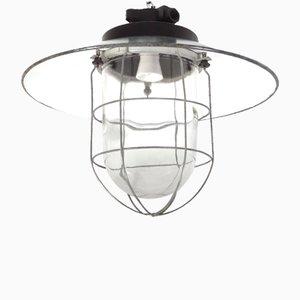 Mid-Century Industrial Ceiling Lamp, 1960s