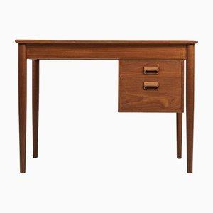 Teak Desk by Børge Mogensen for Søborg Møbelfabrik, 1960s