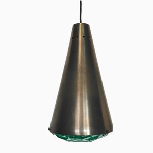 Mid-Century Ceiling Lamp by Max Ingrand for Fontana Arte, 1960s