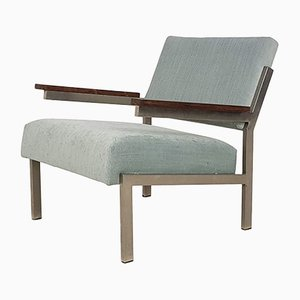 Dutch Rosewood Lounge Chair by Martin Visser, 1960s