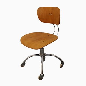 Mid-Century Swivel Chair from Bohler, 1950s