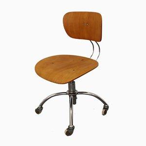 Mid-Century Swivel Chair from Bohler, 1950s