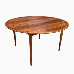 Rosewood Table, 1950s