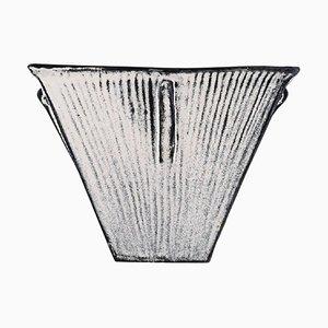 Herb Pot in Glazed Stoneware by Svend Hammershøi for Kähler, Denmark, 1930s