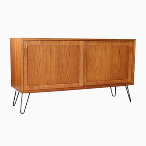 Mid-Century Teak Chest of Drawers by Poul Hundevad for Hundevad & Co., 1960s